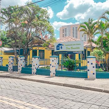 Casa de Repouso para Homens em Itapevi